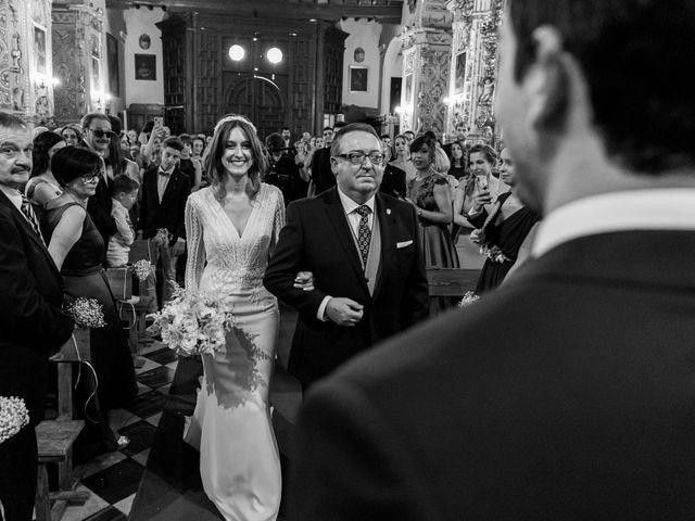 La boda de Juan y Virginia en Fuente Vaqueros, Granada 48