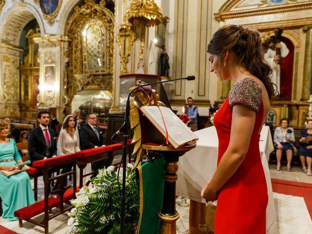 La boda de Juan y Virginia en Fuente Vaqueros, Granada 49