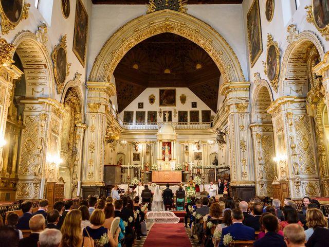 La boda de Juan y Virginia en Fuente Vaqueros, Granada 50