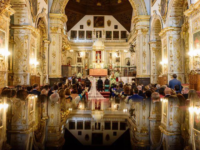 La boda de Juan y Virginia en Fuente Vaqueros, Granada 53