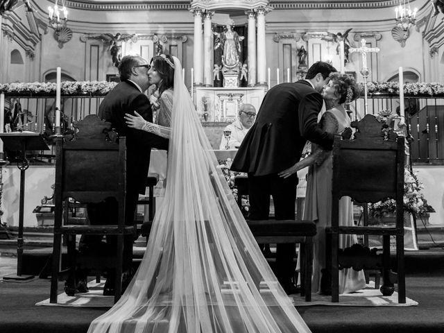 La boda de Juan y Virginia en Fuente Vaqueros, Granada 55