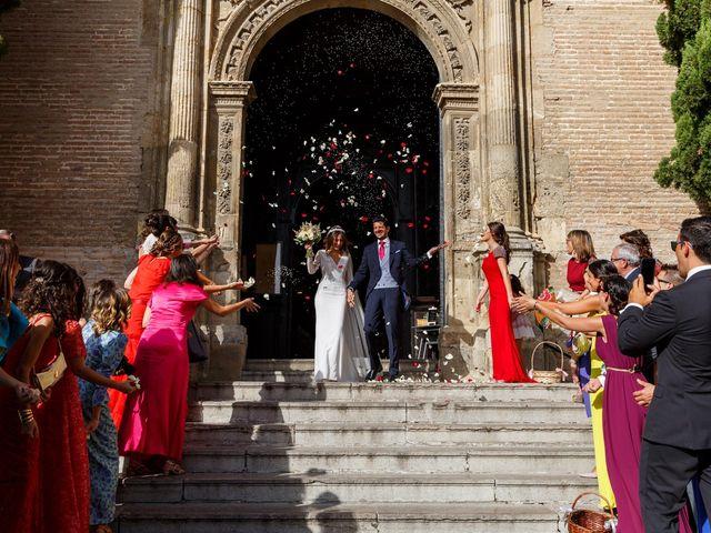 La boda de Juan y Virginia en Fuente Vaqueros, Granada 57