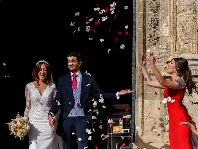 La boda de Juan y Virginia en Fuente Vaqueros, Granada 1