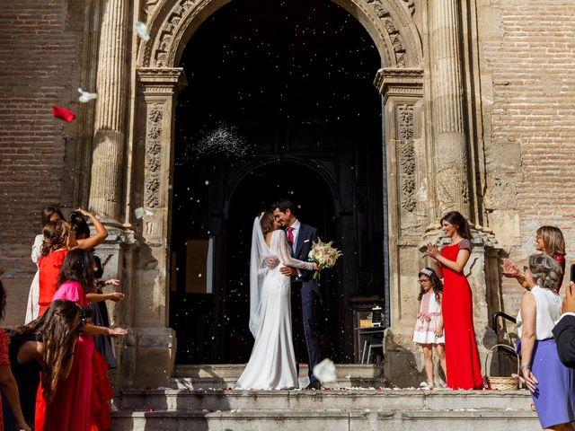 La boda de Juan y Virginia en Fuente Vaqueros, Granada 58