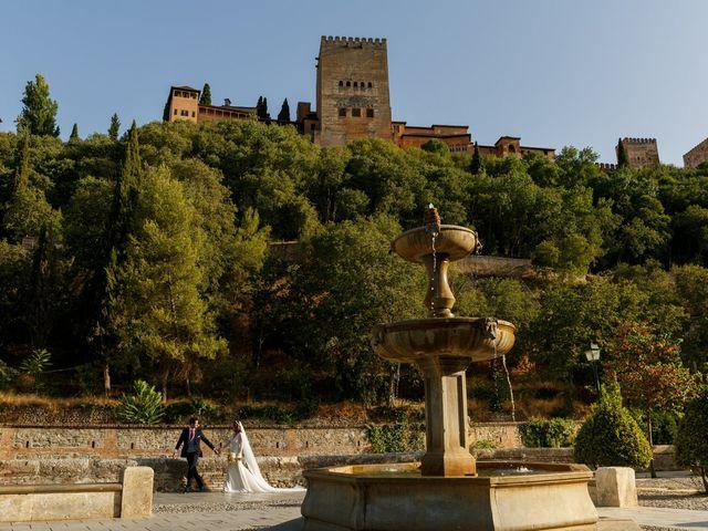 La boda de Juan y Virginia en Fuente Vaqueros, Granada 62