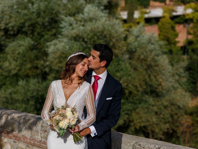 La boda de Juan y Virginia en Fuente Vaqueros, Granada 64