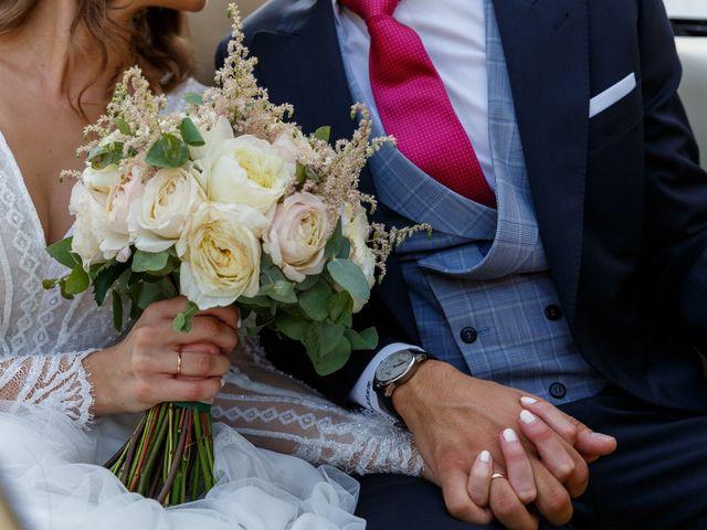 La boda de Juan y Virginia en Fuente Vaqueros, Granada 65