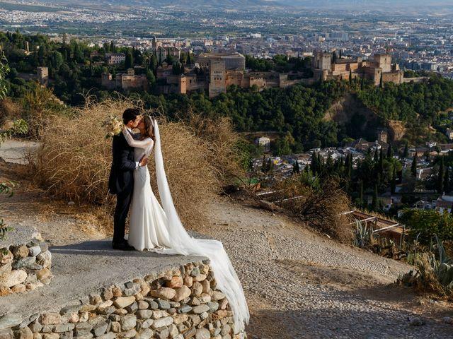 La boda de Juan y Virginia en Fuente Vaqueros, Granada 68