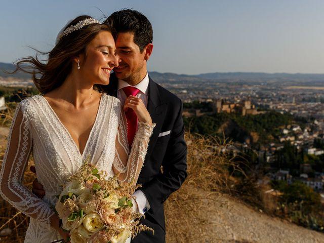 La boda de Juan y Virginia en Fuente Vaqueros, Granada 71