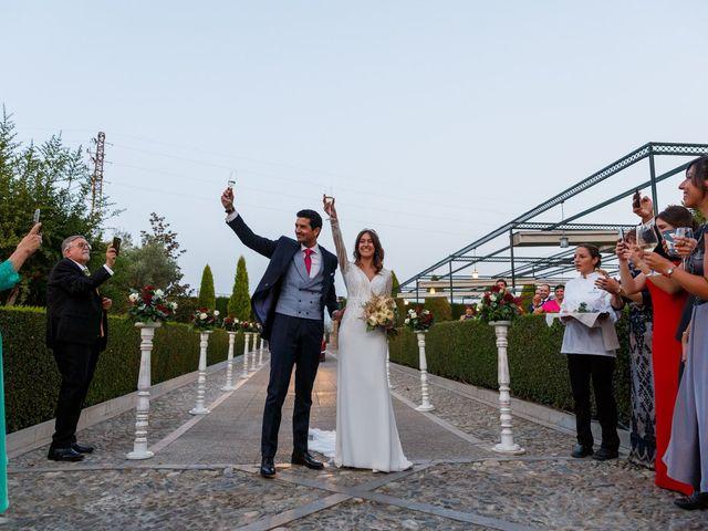 La boda de Juan y Virginia en Fuente Vaqueros, Granada 78