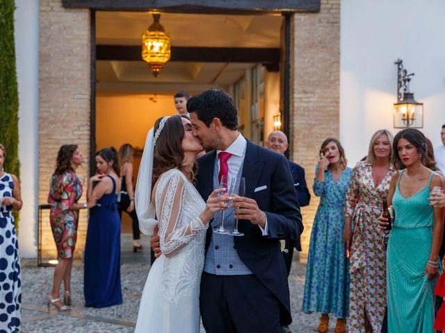 La boda de Juan y Virginia en Fuente Vaqueros, Granada 79
