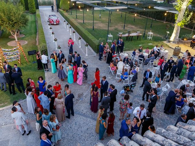 La boda de Juan y Virginia en Fuente Vaqueros, Granada 80
