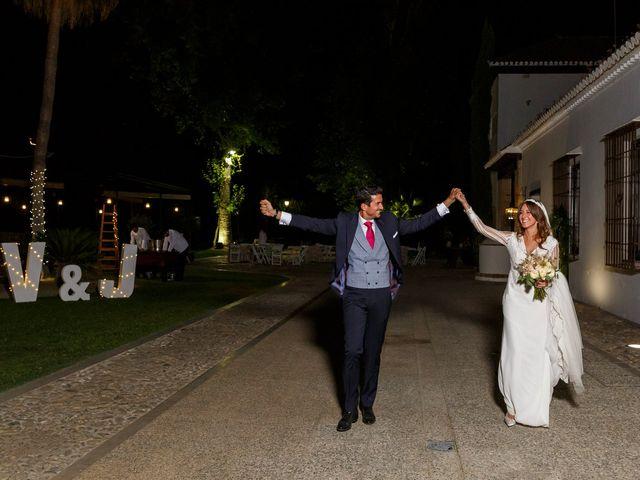La boda de Juan y Virginia en Fuente Vaqueros, Granada 81