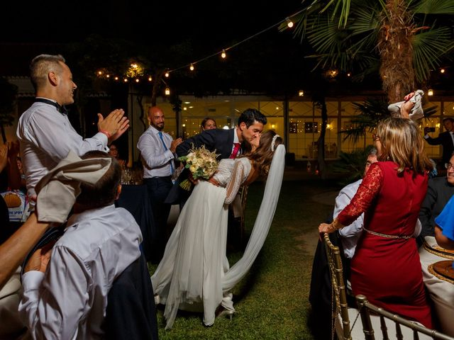 La boda de Juan y Virginia en Fuente Vaqueros, Granada 82