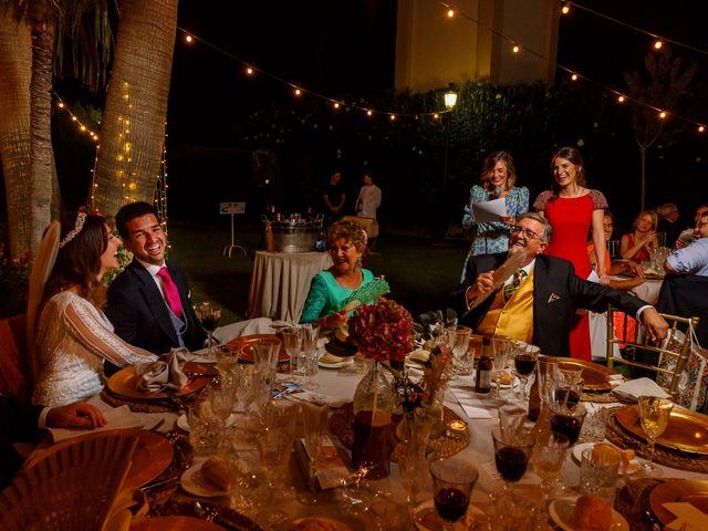 La boda de Juan y Virginia en Fuente Vaqueros, Granada 84