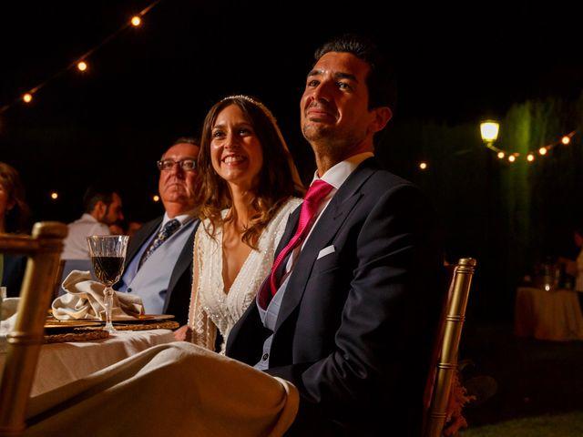 La boda de Juan y Virginia en Fuente Vaqueros, Granada 85