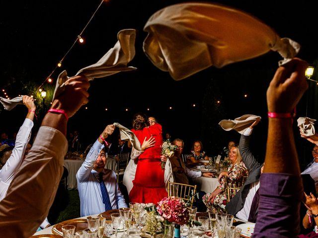 La boda de Juan y Virginia en Fuente Vaqueros, Granada 87