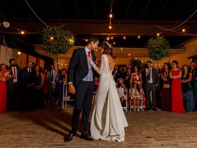 La boda de Juan y Virginia en Fuente Vaqueros, Granada 88