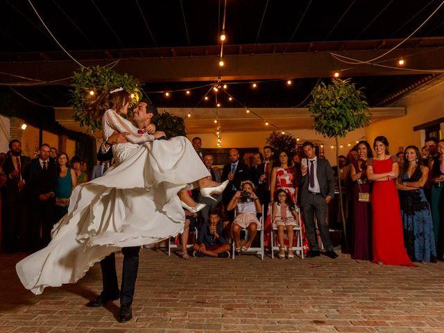 La boda de Juan y Virginia en Fuente Vaqueros, Granada 89