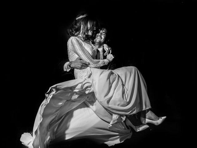 La boda de Juan y Virginia en Fuente Vaqueros, Granada 90