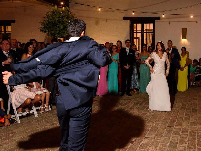La boda de Juan y Virginia en Fuente Vaqueros, Granada 91