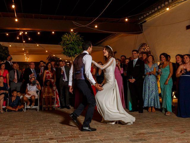 La boda de Juan y Virginia en Fuente Vaqueros, Granada 92