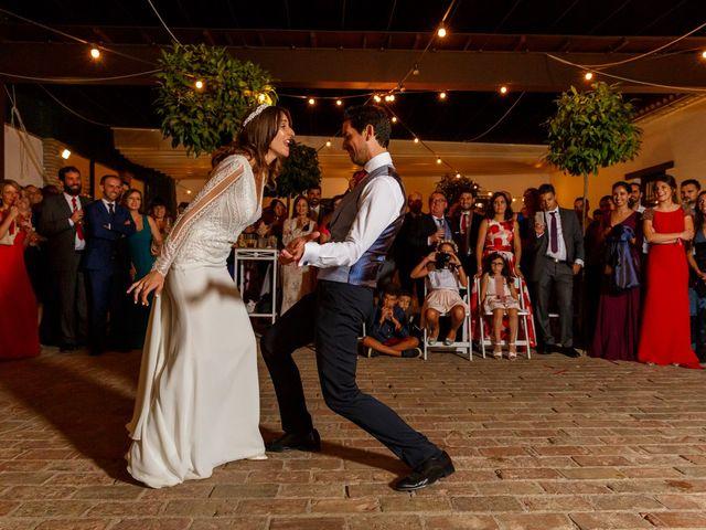 La boda de Juan y Virginia en Fuente Vaqueros, Granada 93