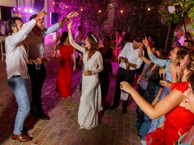 La boda de Juan y Virginia en Fuente Vaqueros, Granada 94