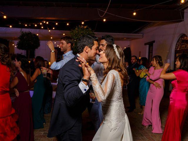 La boda de Juan y Virginia en Fuente Vaqueros, Granada 95