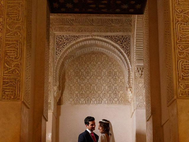 La boda de Juan y Virginia en Fuente Vaqueros, Granada 100