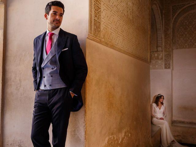 La boda de Juan y Virginia en Fuente Vaqueros, Granada 102