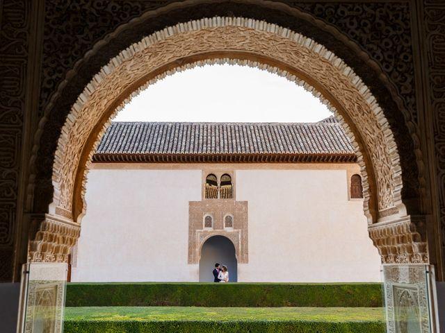 La boda de Juan y Virginia en Fuente Vaqueros, Granada 106