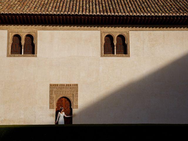 La boda de Juan y Virginia en Fuente Vaqueros, Granada 108