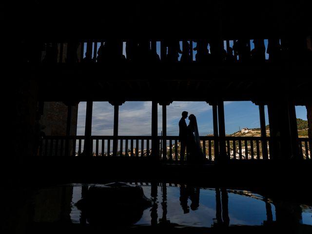 La boda de Juan y Virginia en Fuente Vaqueros, Granada 115