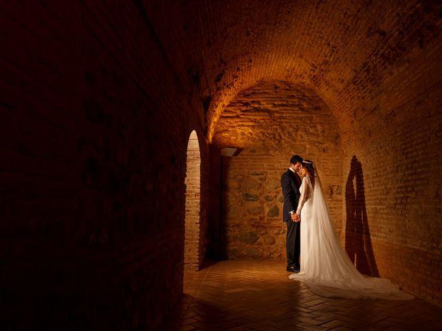 La boda de Juan y Virginia en Fuente Vaqueros, Granada 116