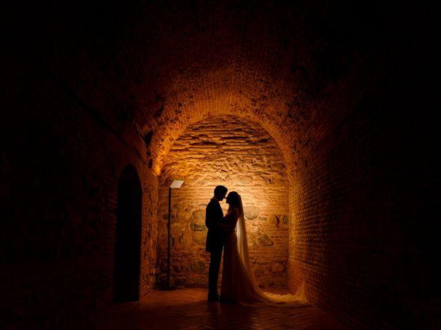 La boda de Juan y Virginia en Fuente Vaqueros, Granada 117