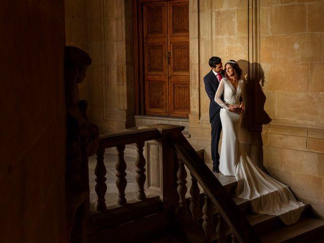 La boda de Juan y Virginia en Fuente Vaqueros, Granada 120