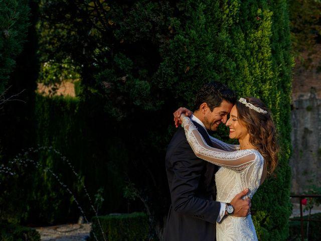 La boda de Juan y Virginia en Fuente Vaqueros, Granada 128