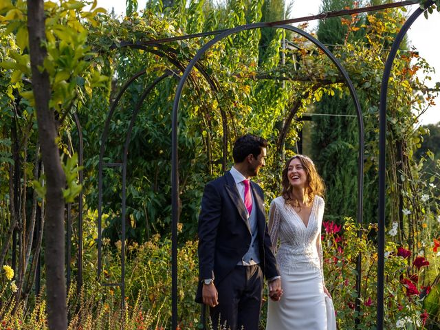 La boda de Juan y Virginia en Fuente Vaqueros, Granada 131