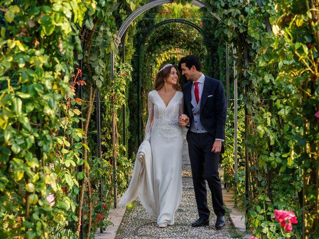 La boda de Juan y Virginia en Fuente Vaqueros, Granada 132