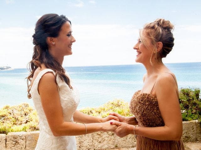 La boda de Alex y Esther en Altafulla, Tarragona 44