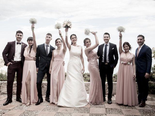 La boda de Alex y Esther en Altafulla, Tarragona 54