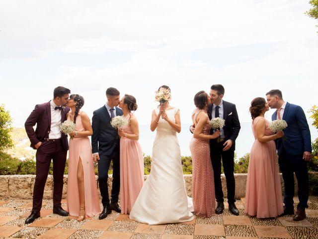 La boda de Alex y Esther en Altafulla, Tarragona 56
