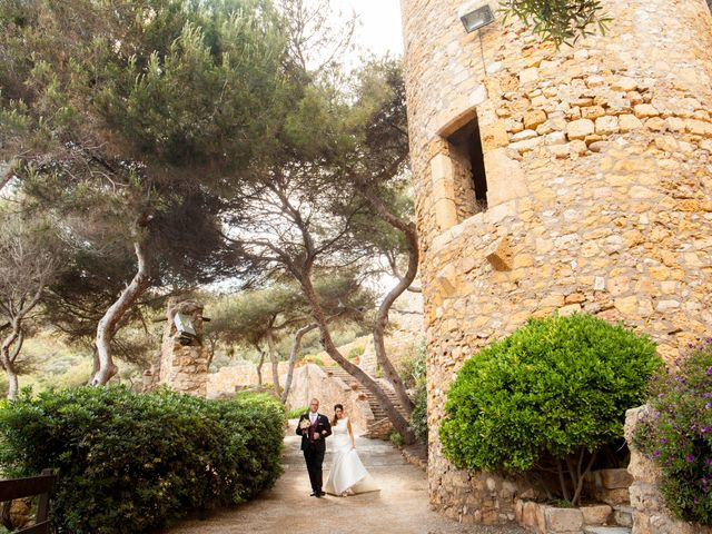 La boda de Alex y Esther en Altafulla, Tarragona 61