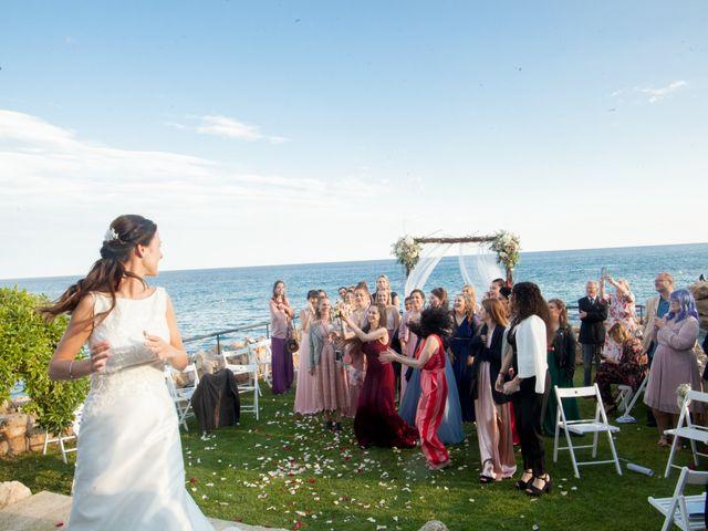 La boda de Alex y Esther en Altafulla, Tarragona 95