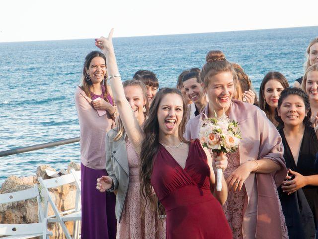 La boda de Alex y Esther en Altafulla, Tarragona 97