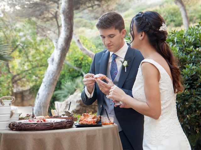 La boda de Alex y Esther en Altafulla, Tarragona 127