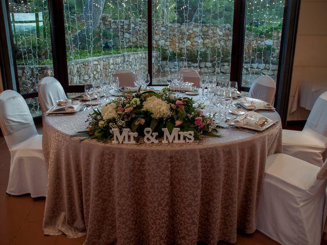 La boda de Alex y Esther en Altafulla, Tarragona 131
