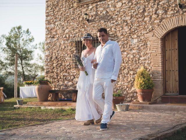 La boda de Michal y Olga en Olivella, Barcelona 15