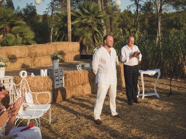 La boda de Michal y Olga en Olivella, Barcelona 17